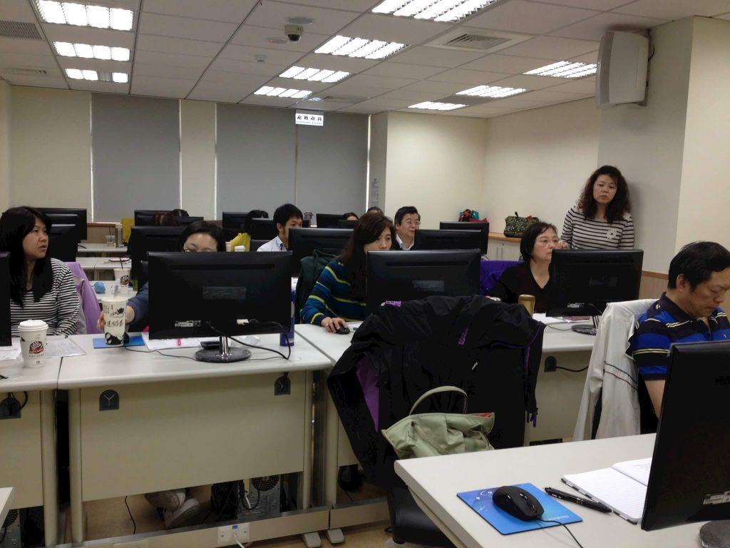 衛福部中央健保署內訓office word 2010進階課程