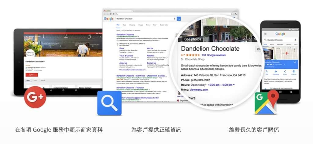 Google商家seo