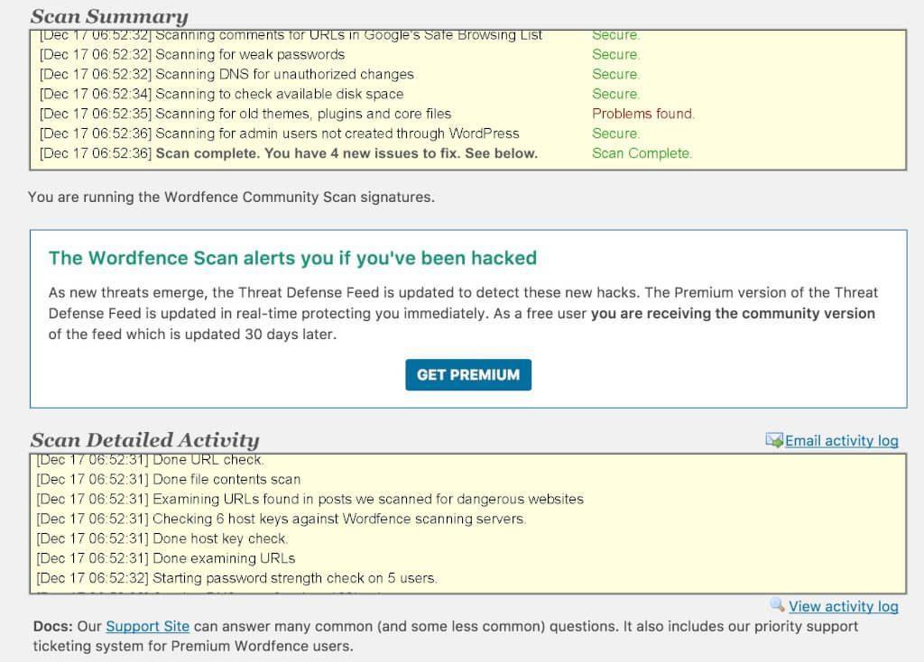 Wordfence Security超過百萬人安裝的wordpress安全防護必備外掛 1