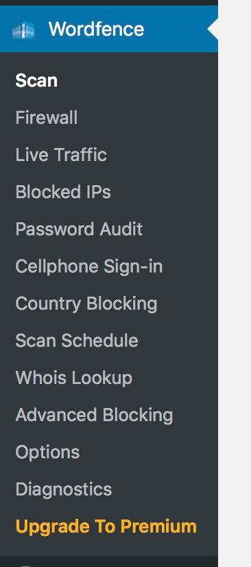 Wordfence Security超過百萬人安裝的wordpress安全防護必備外掛 17