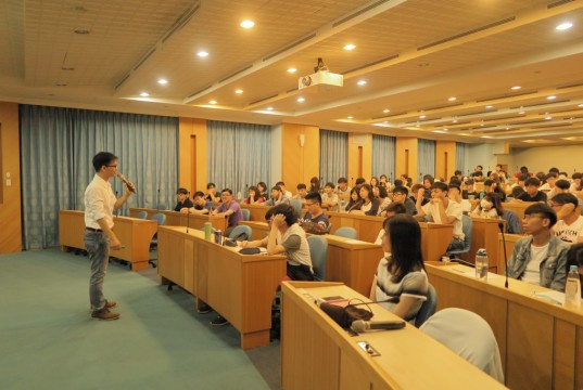 東吳大學資管系主題式網路行銷課程